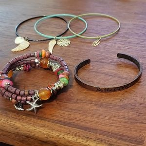Jewelry - Assorted Bracelet Styles to Choose From!